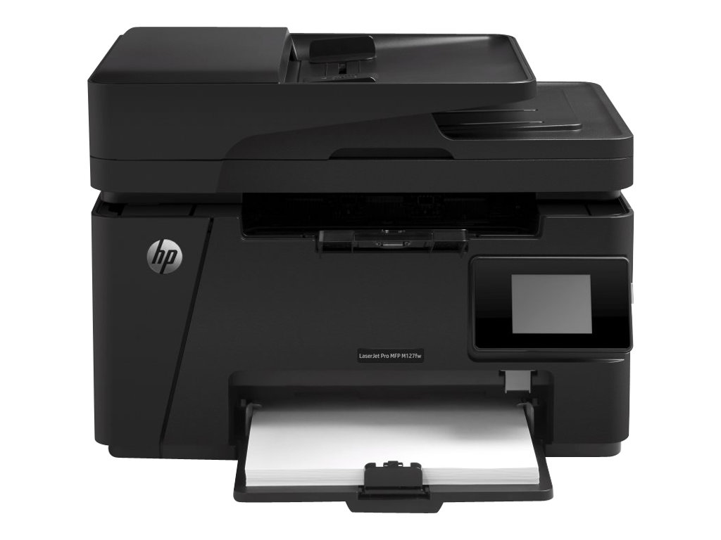 hp laserjet pro mfp m127fw imprimante multifonctions noir et blanc imprimantes laser neuves. Black Bedroom Furniture Sets. Home Design Ideas