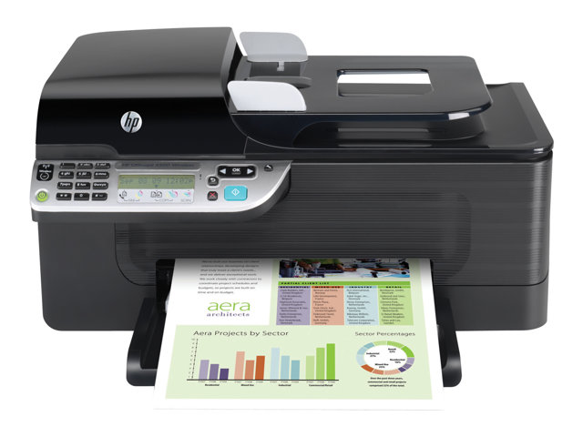 Hp Officejet 4500 G510a-F Driver