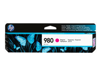 HP 980 Magenta Original Ink Cartridge, HP 980 Magenta Original I