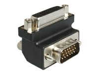 Delock Adapter DVI 24+5 pin female > VGA, Delock Adapter DVI 24+