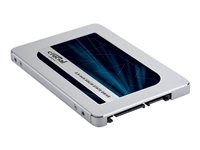 Crucial 500GB MX500 SATA 2.5-inch 7mm (with 9.5mm adapter) Internal SSD