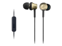 Sony MDR-EX650AP Øreproptelefoner med mik. i øret kabling