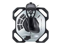 Logitech Extreme 3D Pro - Joystick - 12 buttons