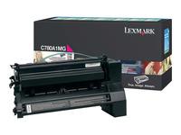 Lexmark Cartouches toner laser C780A1MG