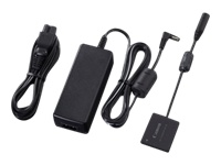 Canon ACK-DC90 - Power adapter - 1.5 A (DC jack) - Canada, United States - for IXUS 160, 275; IXY 150, 170, 640; PowerShot SX400, SX412; PowerShot ELPH 160, 180, 350