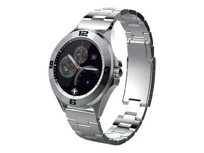 TIGER smartWATCH - Technologie Smart Watch s náramek - nerez ocel - 1.22