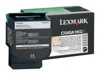 Lexmark - Noir - 0C54001KG - 1000 pages - original - cartouche de toner
