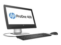 HP ProOne 400 G2 AiO 20 NT, i3-6100T, 1x4GB, 500GB, Intel HD, Wi