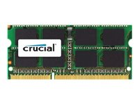Image of Crucial - DDR3L - 4 GB - SO-DIMM 204-pin