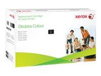 Xerox - noir - cartouche de toner (équivalent à : OKI 43487712 )