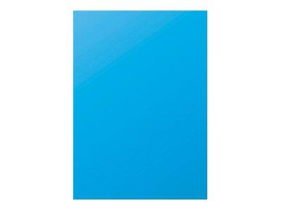 Clairefontaine Pollen - Cartes en papier - bleu intense - A4 (210 x 297 mm) - 160 g/m² - 50 Feuilles