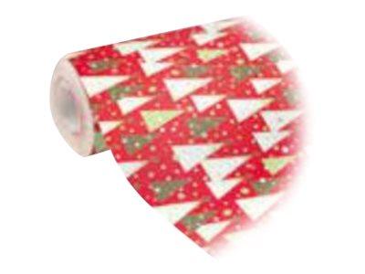 Clairefontaine Alliance Christmas - Papier cadeau - 70 cm x 50 m - 60 g/m² - différents modèles dispnibles