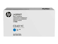 HP Cartouches Laser CE401YC
