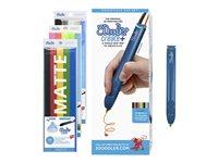 3Doodler Create+ Essentials Pen Set - Marine Blue - 8CPSBEUS3S