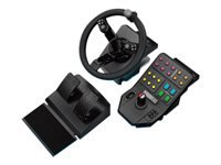 Logitech Heavy Equipment Bundle rat og pedalsæt kabling for PC