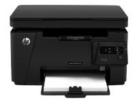 HP LaserJet Pro MFP M125a - imprimante multifonctions ( Noir et blanc )