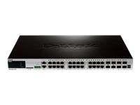 D-Link Switchs GigaBit DGS-3420-28TC