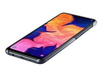 Samsung Gradation Cover EF-AA105 - Carcasa trasera para teléfono móvil - negro