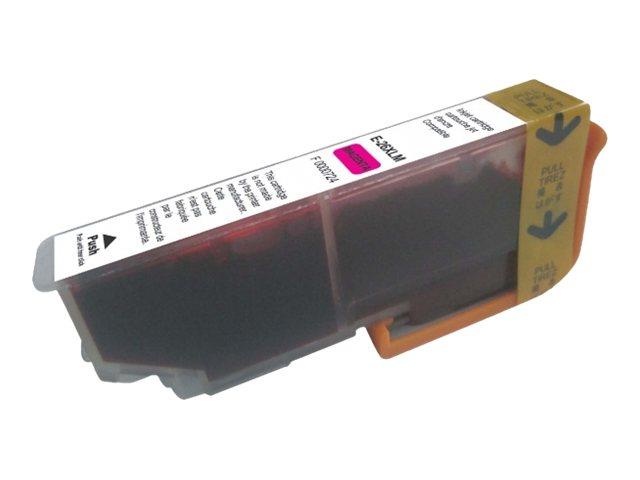 UPrint E T26XLM - magenta - cartouche d'encre (équivalent à : Epson T2633)
