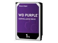 WD Purple Surveillance Hard Drive WD10PURZ - Disco duro - 1 TB
