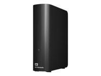 WD Elements Desktop WDBWLG0020HBK Harddisk 2 TB ekstern (stationær)