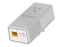 NETGEAR Powerline PL1000 + Extra Outlet