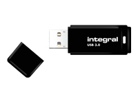 Integral Europe Clés USB INFD16GBBLK3.0