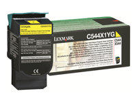 Lexmark, Toner f C544/X544 yellow RP