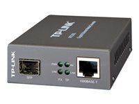 TP-LINK MC220L - convertisseur de média à fibre optique - Gigabit Ethernet