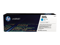 HP Cartouches Laser CE411L