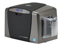 Fargo DTC1250e - Plastic card printer - color