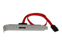 StarTech.com Câble PC  ESATAPLT18IN