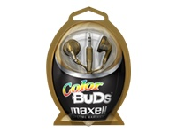 Maxell Color Buds CB-Gold