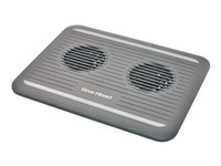 Gear Head Dual-Cool Notebook Cooling Pad CF3300BLK