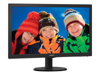 "Philips V-line 223V5LSB2 LED-skærm 21.5"" 1920 x 1080 Full HD (1080p)"