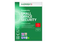Kaspersky Small Office Security (version 4 ) - ensemble de boîtes ( 1 an )