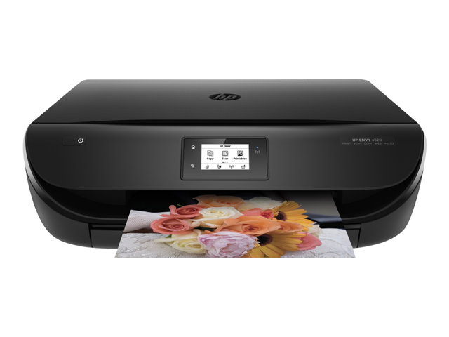 Image of HP Envy 4520 All-in-One - multifunction printer ( colour )