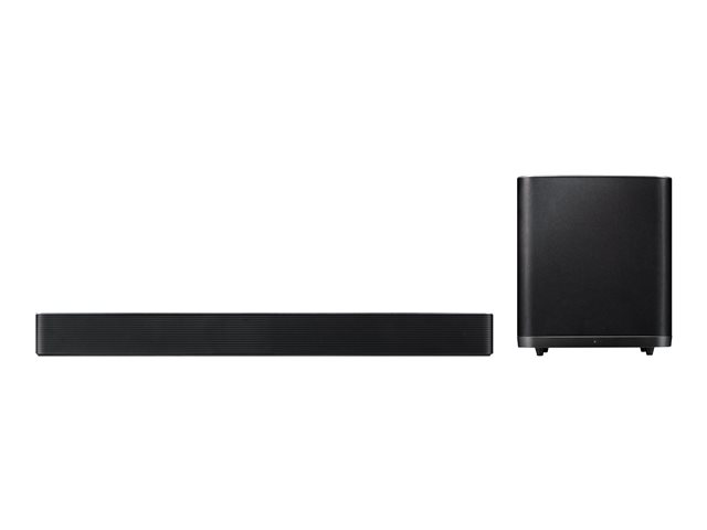 Image of LG MUSIC flow HS9 LAS950M - sound bar system - for home theatre - wireless