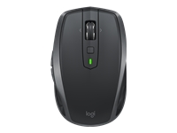 Logitech MX Anywhere 2S Mus laser 7 knapper trådløs Bluetooth, 2.4 GHz