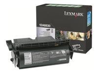 LEXMARK, Toner/Black 7500sh f T520+T522 RP