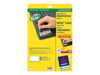 Avery NoPeel Labels L6145 - étiquettes en plastique indéchirable - 800 étiquette(s)
