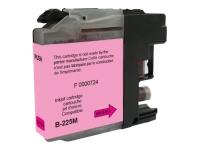 UPrint B-225XLM - magenta - cartouche d'encre (alternative for: Brother LC-225XLM)