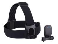 GoPro Head Strap + QuickClip Støttesystem