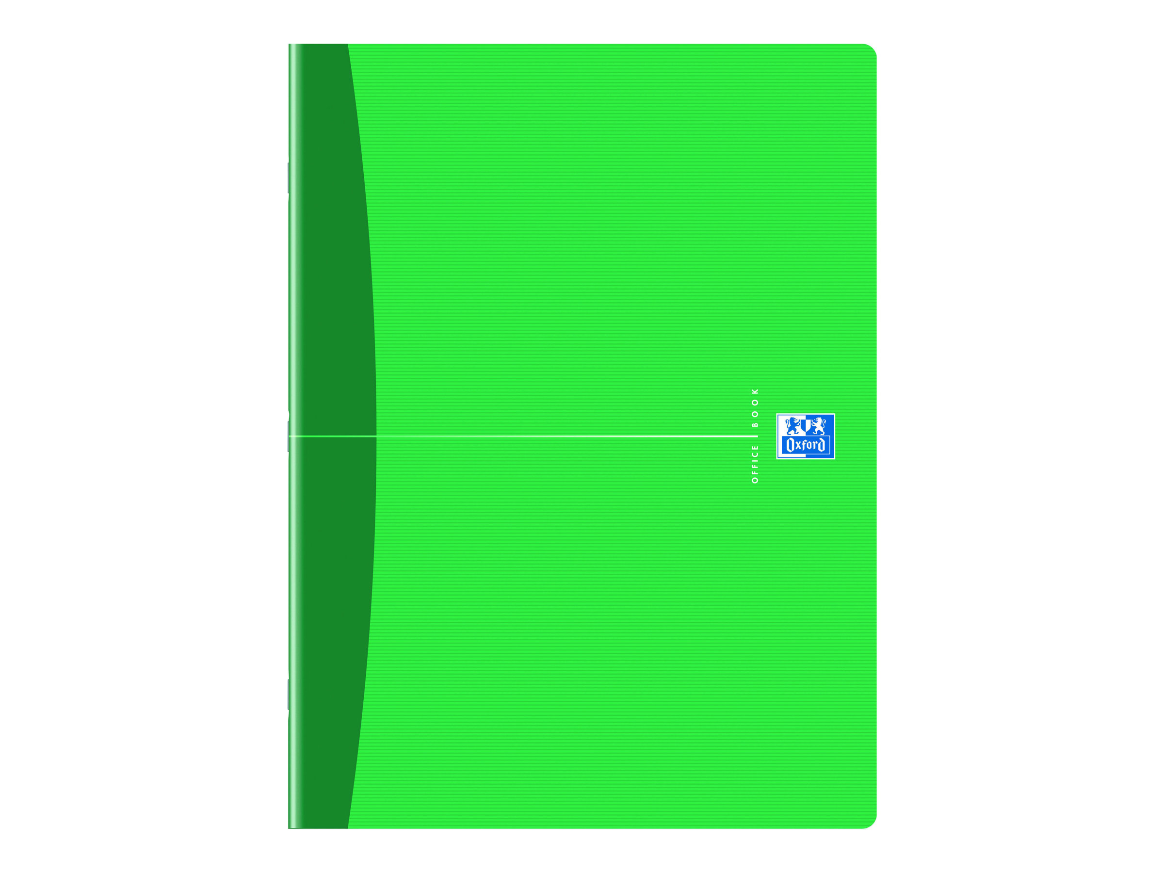 Oxford Office Essentials - Cahier - A5 - 96 pages - extra blanc - Petits carreaux