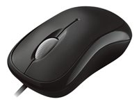 Microsoft Basic Optical Mouse for Business - Mouse - right and left-handed