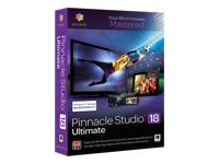 Corel Pinnacle Studio PNST18ULMLEU