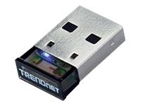TRENDnet TBW-107UB Netværksadapter USB Bluetooth 2.1 EDR Klasse 2