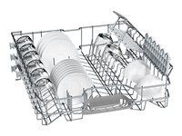 02.Lave-Vaisselle Tout Intégrable Vue de gauche Composant
