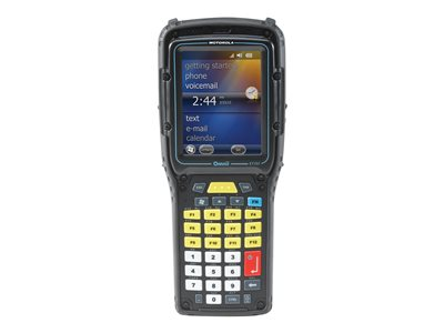 "Motorola Omnii XT15F CHILLER - Data collection terminal - Win CE 6.0 - 1 GB - 3.7"" color TFT (640 x 480) - barcode reader - (2D imager) - USB host - microSD slot - Bluetooth, Wi-Fi"
