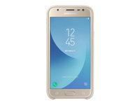 Samsung Dual Layer Cover EF-PJ330 Bagomslag til mobiltelefon guld
